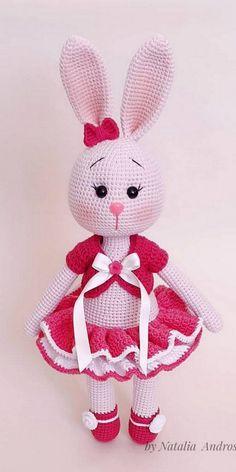 2019 Amigurumi Doll And Animal Crochet Patterns And Tutorials - Amigurumi - Puppen - Crochet Animal Patterns, Crochet Patterns Amigurumi, Stuffed Animal Patterns, Amigurumi Doll, Crochet Dolls, Doll Patterns, Bunny Crochet, Giraffe Crochet, Easter Crochet