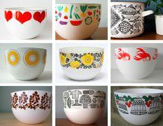 kaj franck enamel bowl - Google Search