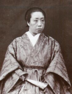 Tenshoin - Alchetron, The Free Social Encyclopedia Japanese History, Japanese Beauty, Japanese Girl, Old Pictures, Old Photos, Meiji Restoration, Japan Photo, Japan Art, Antique Photos