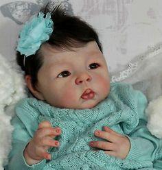 Tamara Auty Tamara Leigh Reborns Suu Kyi Adrie Stoete Reborn Baby Girl Fake Baby Doll