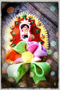 SALE // Virgen Maria  Magnet Virgin Mary Shrine / by Mexicanisima, $10.00