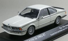 BMW 635CSI MINICHAMPS 1/43