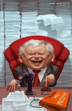 This is a caricature of Jarosław Kaczyński, who despite being the leader of a leading Polish party has not become a Prime Minister. Till Lindemann, Satyr, Memes, Twitter Sign Up, Best Quotes, Have Fun, Entertaining, Shit Happens, Funny