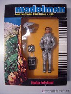 Madelman Astronauta