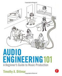 Audio Engineering A Beginner's Guide to Music Production by Tim Dittmar (Professor, Austin Community College, Commercial Music Management program. Recording and live sound engineer. Dj Music, Music Mix, Good Music, Music Games, Music Stuff, Audio Studio, Home Studio Music, Recording Studio, Sound Studio
