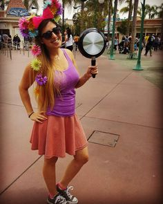 When you're Disney bounding as Rapunzel so you bring a frying pan but they take it away because it's a weapon  #fail #rapunzel #fryingpan #disneyland #disney #tangled by ashleypickles