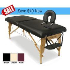 99 Deluxe Massage Table Carry Case Http Www Heelingsole Com
