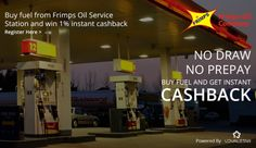 Buy Fuel from Frimps Oil Service stations and win 1% instant cashback. Contact us today to speak with an expert to customize a loyalty program that fits your fuel station. Click Here Now: www.loyalstarglobal.com or call us +233 549022505.
