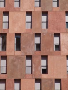 EMV SOCIAL HOUSING, Madrid David Chipperfield