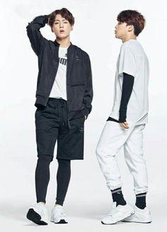 BTS | JUNG KOOK and JIMIN