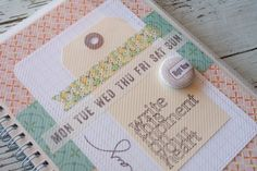 Mish Mash: Project Life Organizer Notebook...
