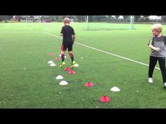 Koordinationstraining beim SSV Happerschoß (Teil 2) - YouTube