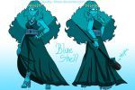 Blue Shell -GEMSONA- by Destiny--Moon