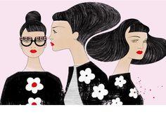 Anja Kroencke - 2agenten - agentur für illustration
