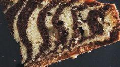 Gâteau tigré chocolat & vanille (8/10 personnes)