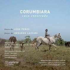 """INSTITUTO ADELINO RAMOS(INFCAR): Editora Elefante abre pré-venda de """"Corumbiara, ca..."""