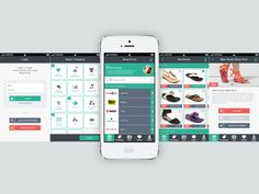 iOS App - Shop O Lot