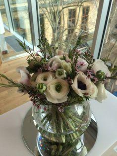 Ranunculus and anemones by ROSMARINO / Pryskyřníky a sasanky