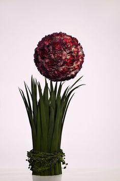 bouquet d'art floral