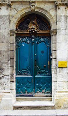 Nîmes Doors ~ Gard, France   ..rh