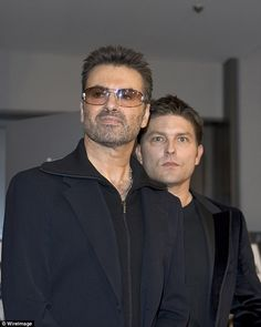 George Michael and Kenny Goss dated for some 13 years, announcing their split in 2011