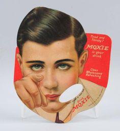 Moxie Cardboard Fan