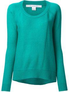 DIANE VON FURSTENBERG loose fit sweater - £259 on Vein - getvein.com