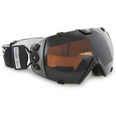 The Only GPS Ski Goggles - Hammacher Schlemmer
