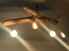 Unique Wood Lamp Chandeliers