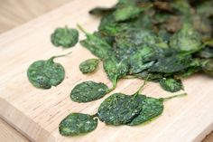 Spinach Chips