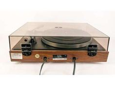 Trio KD-1033 Turntable