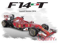 Ecco la versione della Ferrari F14-T