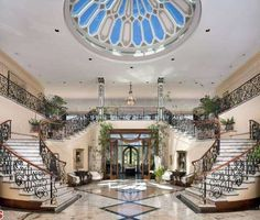 Over-the-Top L.A. Home Returns to the Market - Grand Mansions, Castles & Luxury Homes