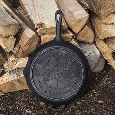 coffeentrees:  Our new cast iron skillet can be used to cook breakfast, lunch, dinner, brunch, linner, or midnight snacks. Available now! #c...