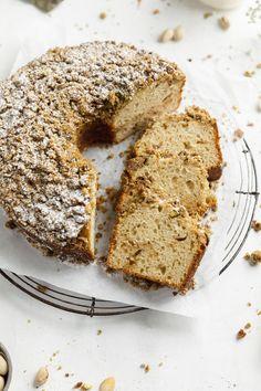 Broma Bakery, Black Tea Leaves, Low Fat Yogurt, Coffee Cake, Baking Soda, A Food, Food Processor Recipes, Brunch, Sweets