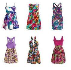 beautiful floral dresses