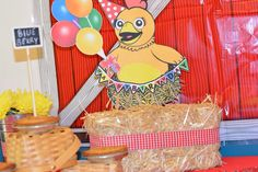 Chica party