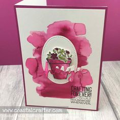 Stampin' Creative Blog Hop – Annual Catalogue Sneak Peek