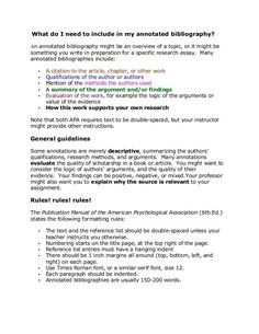 Sample APA Annotated Bibliography ⭐️ Pin for later ⏳ what is an informative essay, college essay writing, argumentative essay format, argumentative essay examples, research essay, synthesis writing