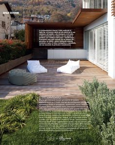 BFA | Come Ristrutturare la Casa, n.2 – March | April 2016 Tecniche Nuove #architecture #mountains #design #interior #contemporary #modern