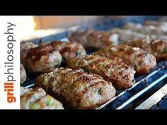 ΜΠΙΦΤΕΚΙΑ ΧΟΙΡΙΝΑ ΜΕ ΠΡΑΣΟ (Pork burgers with leek) - YouTube Mediterranean Recipes, Philosophy, Pork, Middle, Beef, Foods, Cooking, Ethnic Recipes, Youtube