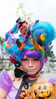 Great hair sculpture