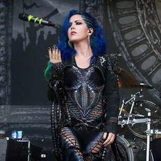 Alissa White-Gluz - Arch Enemy