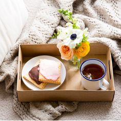 Bloom That Breakfast in Bed kits. #Brewtime #Mugshot