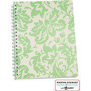 Martha Stewart with Avery -- Damask Notebook