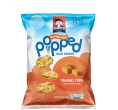 Product: More Products from Quaker - Quaker Rice Snacks, Caramel Corn Popped | QuakerOats.com