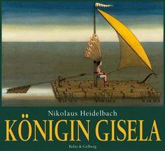 Deutscher Jugendliteraturpreis 2007, Kategorie Bilderbuch , von Nikolaus Heidelbach  Stell dir ein kleines Mädchen vor, das hieß Gisela. Sie wollte eine Weltreise mache, ohne Eltern. Nur kam sie nicht so weit, wie sie dachte, sondern noch viel weiter.