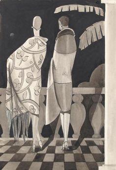 DoDo Burgner 1920s