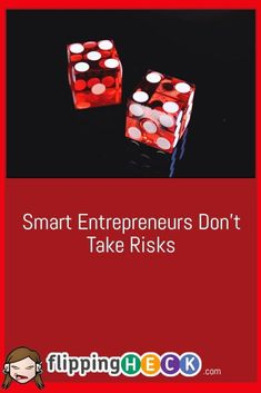Economists teach students that entrepreneurs take risks. The idea is that outcomes are never certain but that the payoffs are big. So the only way to explain why so few people choose an entrepreneurial path is that there's a good chance that the gamble won't pay off and that the founder will be left penniless.