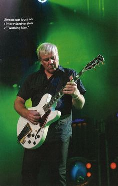 Alex Lifeson: The High Times Interview - High Times Magazine - June 2012